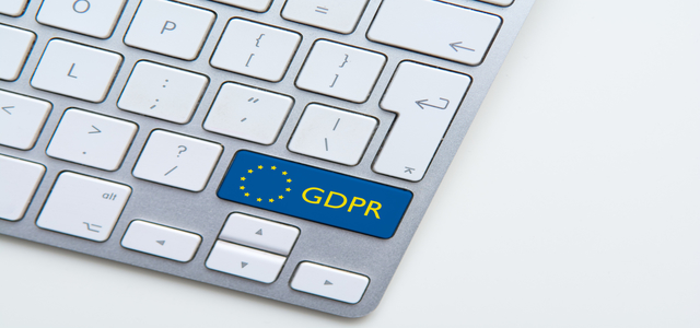 GDPR. Data Protection Regulation, online and cyber security
