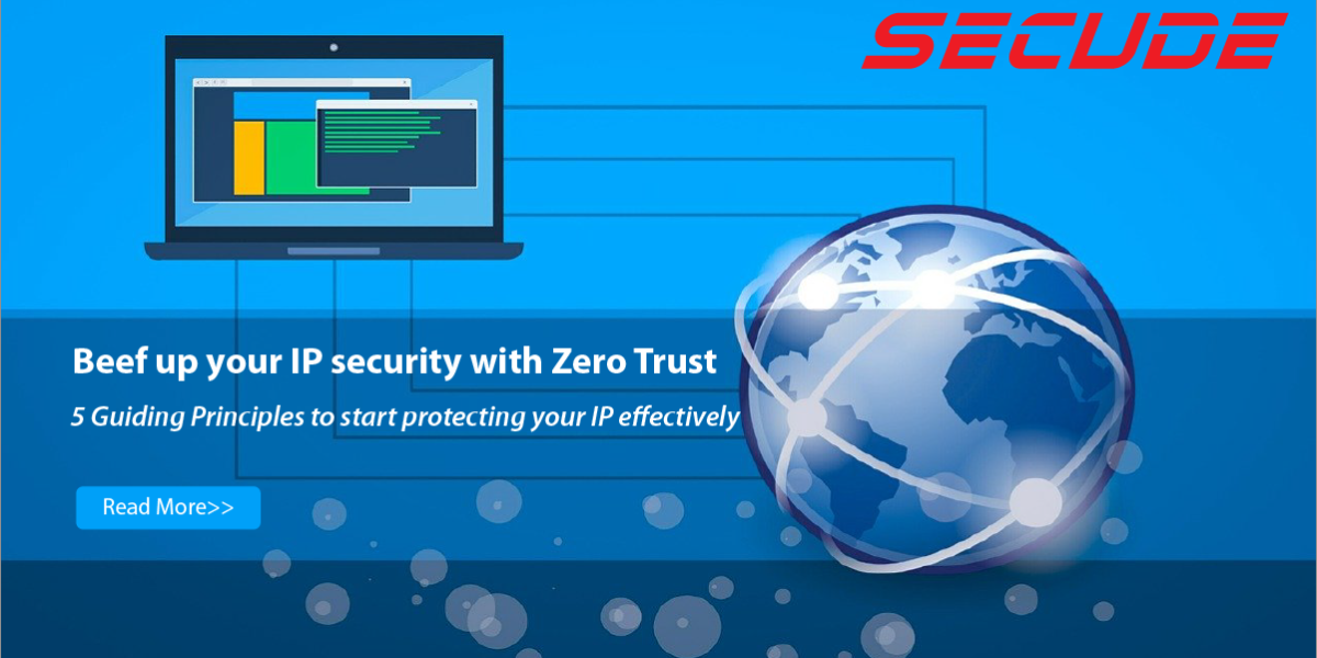 Beef up your IP security with Zero Trust