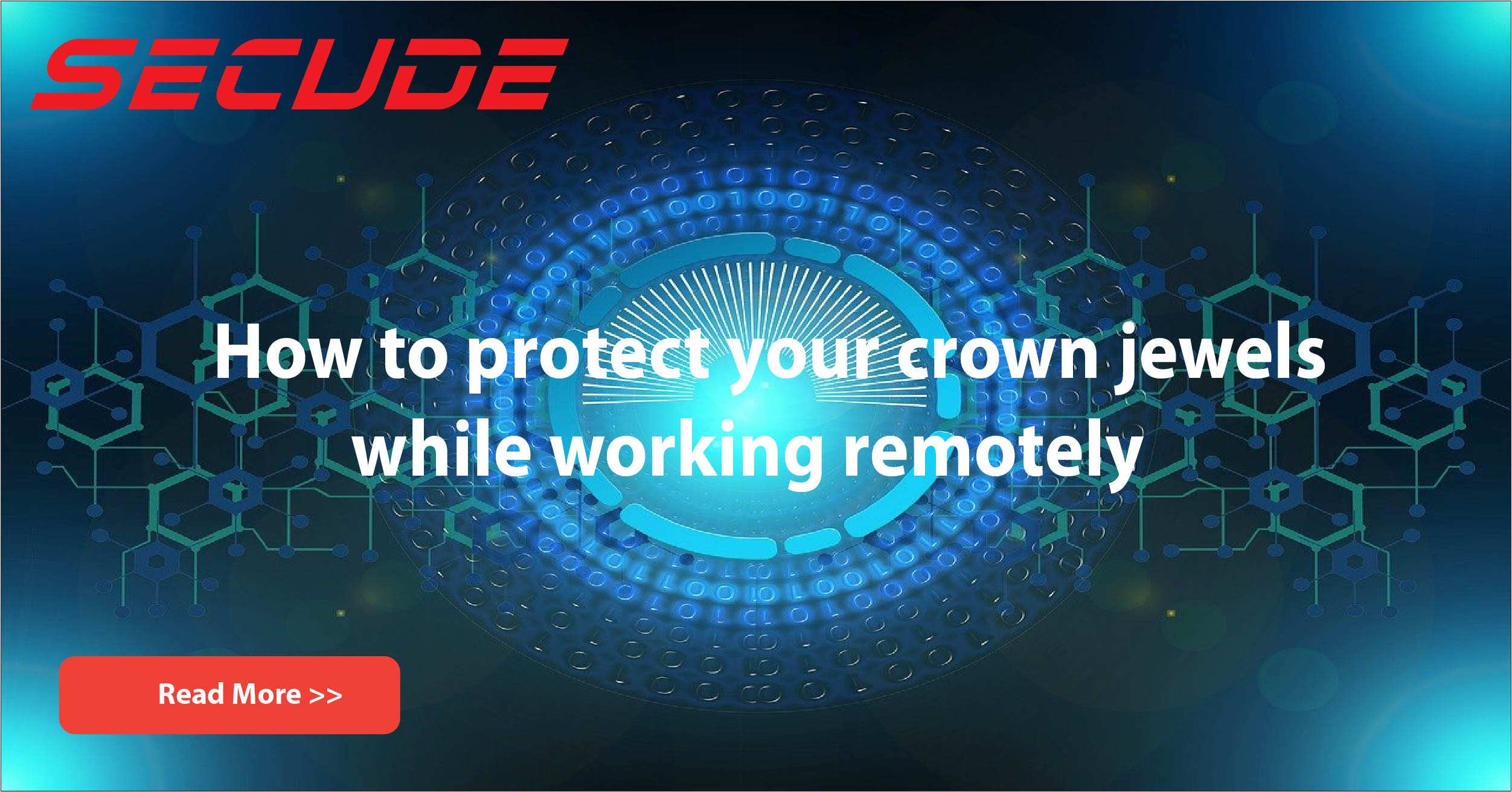 Protect your crown jewels while working remotely