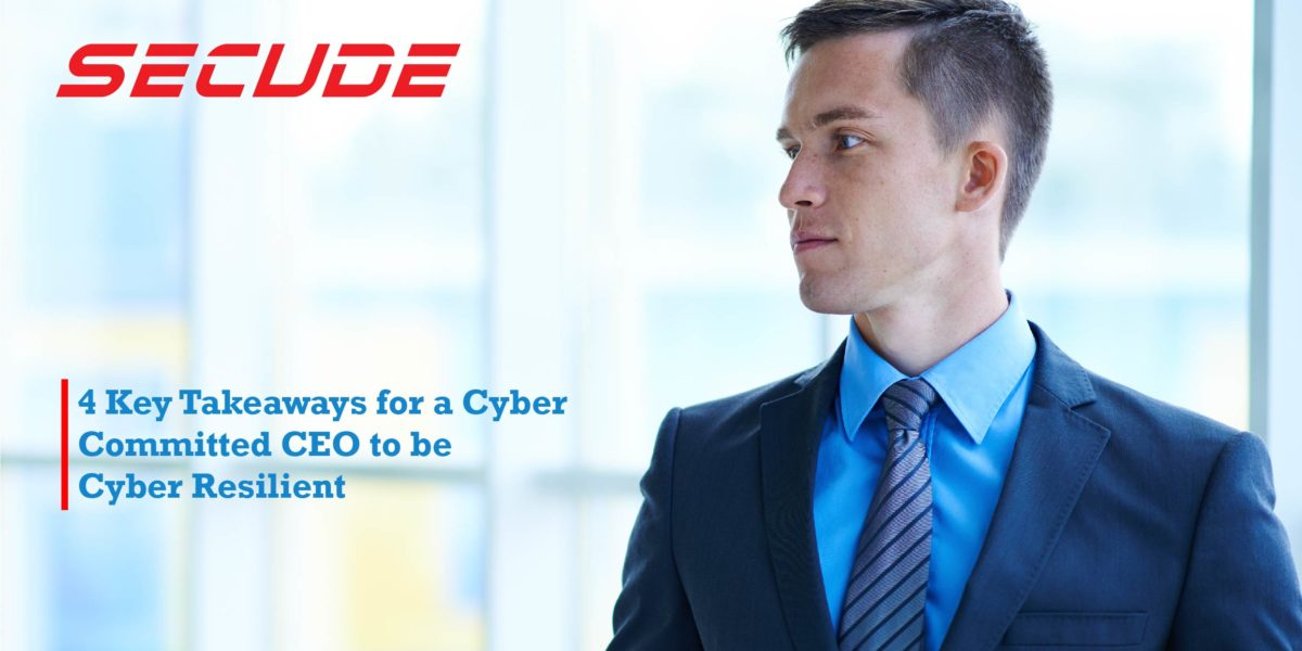 Cyber Committed CEO