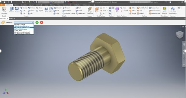 HALOCAD for Autodesk Inventor