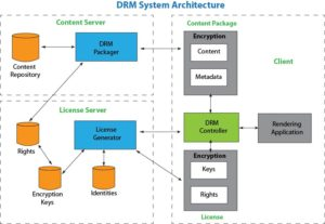 DRM System Architecture